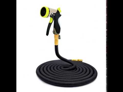 Expandable Garden Hose Pressure Washer