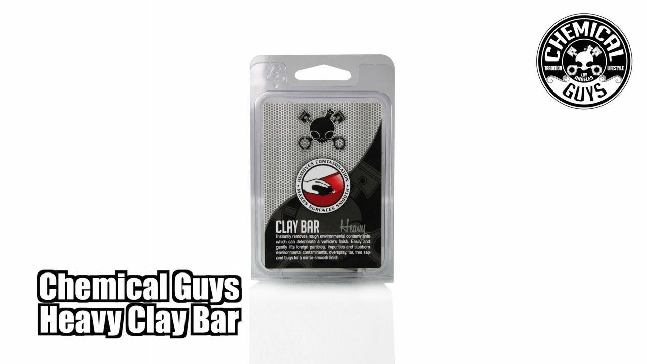 Heavy Clay Bar - Chemical Guys Car Care
