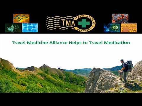 Travel Medicine Alliance Helps to Travel Medication