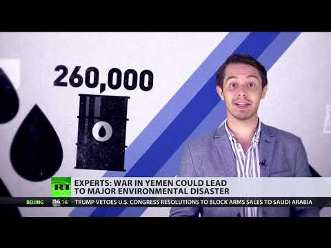 Environmental disaster of unprecedented scale may occur if Yemeni oil tankers explode