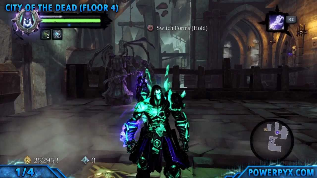 Darksiders 2: Deathinitive Edition Cheats, Codes, Cheat Codes