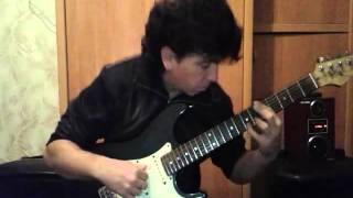 Крёстный отец/ Свинг+Фламенко/ Учимся играть/ Шестиструнная гитара/ Евпатория