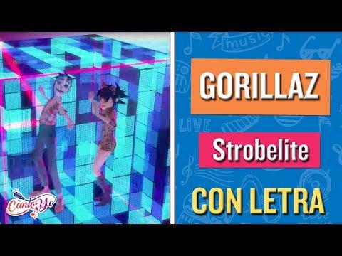 Gorillaz - Strobellite feat. Peven Everett (Karaoke) | CantoYo