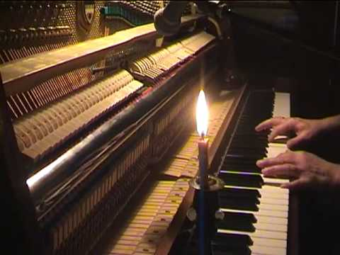 Alone. Solo piano. Romantic piano music - YouTube