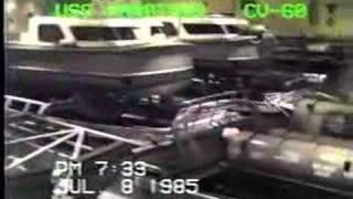 U.S.S. Saratoga CV-60 Pre-Deployment Work-Ups 11