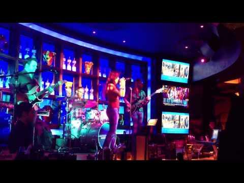 Madelyn singing karaoke
