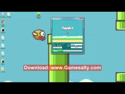 Flappy Bird Hack Cheats Free Download  IOS Android   2014 March  Game Download