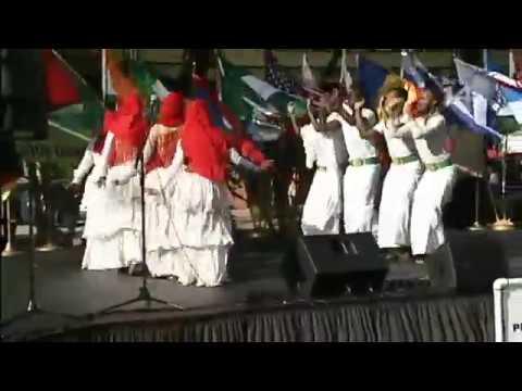 2017 International Festival of Burnsville - Somali Museum Dance Troupe