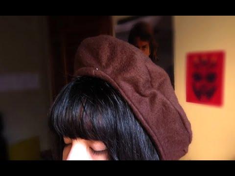 ✁ Como hacer una Boina doble | How to sew a double beret || Kaele ☁