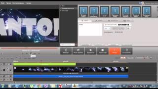 Как создать своё интро в movavi video editor(Подпишись! Вон ссылка на мовави на официальный ..., 2015-07-08T17:46:03.000Z)