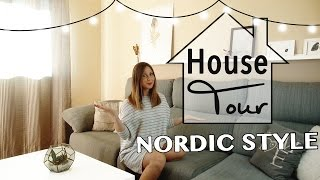 Gambar cover HOUSE TOUR 2016 I Casa y decoración estilo nórdico I home tour I Nordic style