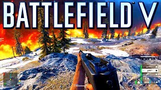 Battlefield 5 Firestorm Livestream - TheBrokenMachine's Chillstream