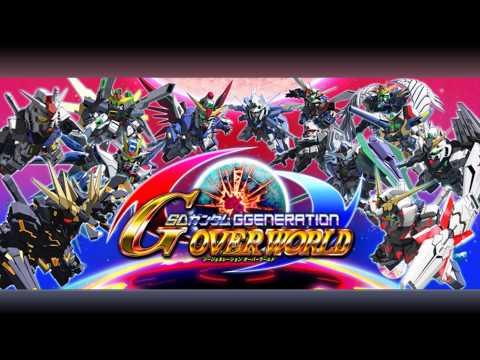SD Gundam G Generation Overworld - My Proud, My Play! Extended