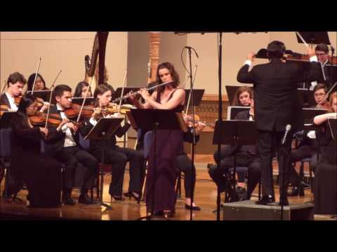 Rhapsody for Flute and Orchestra