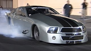 Ford Mustang V8 twin turbo - 6.18 @ 236mph
