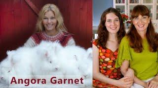 Angora Garnet – Ep. 113 – Fruity Knitting