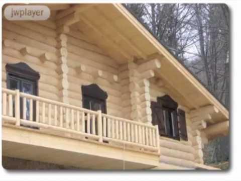 Casas madera avila toledo madrid segovia for Casas de madera madrid