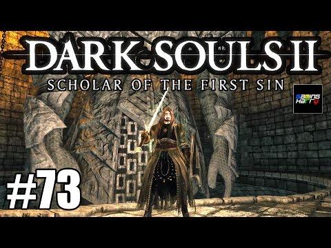 Dark Souls 2 + DLC | Español Latino | Episodio 73 | Cetro de Hierro Incandescente