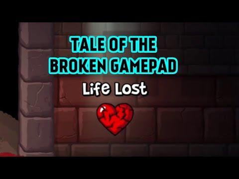 Tale of the broken gamepad