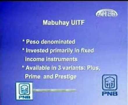 Unit Investment Trust Fund (UITF) from PNB