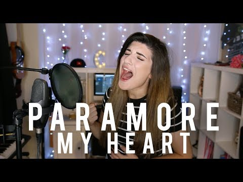 Paramore - My Heart | Christina Rotondo Cover