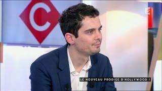 Damien Chazelle, réalisateur de LALALAND - C à vous - 13/01/2017
