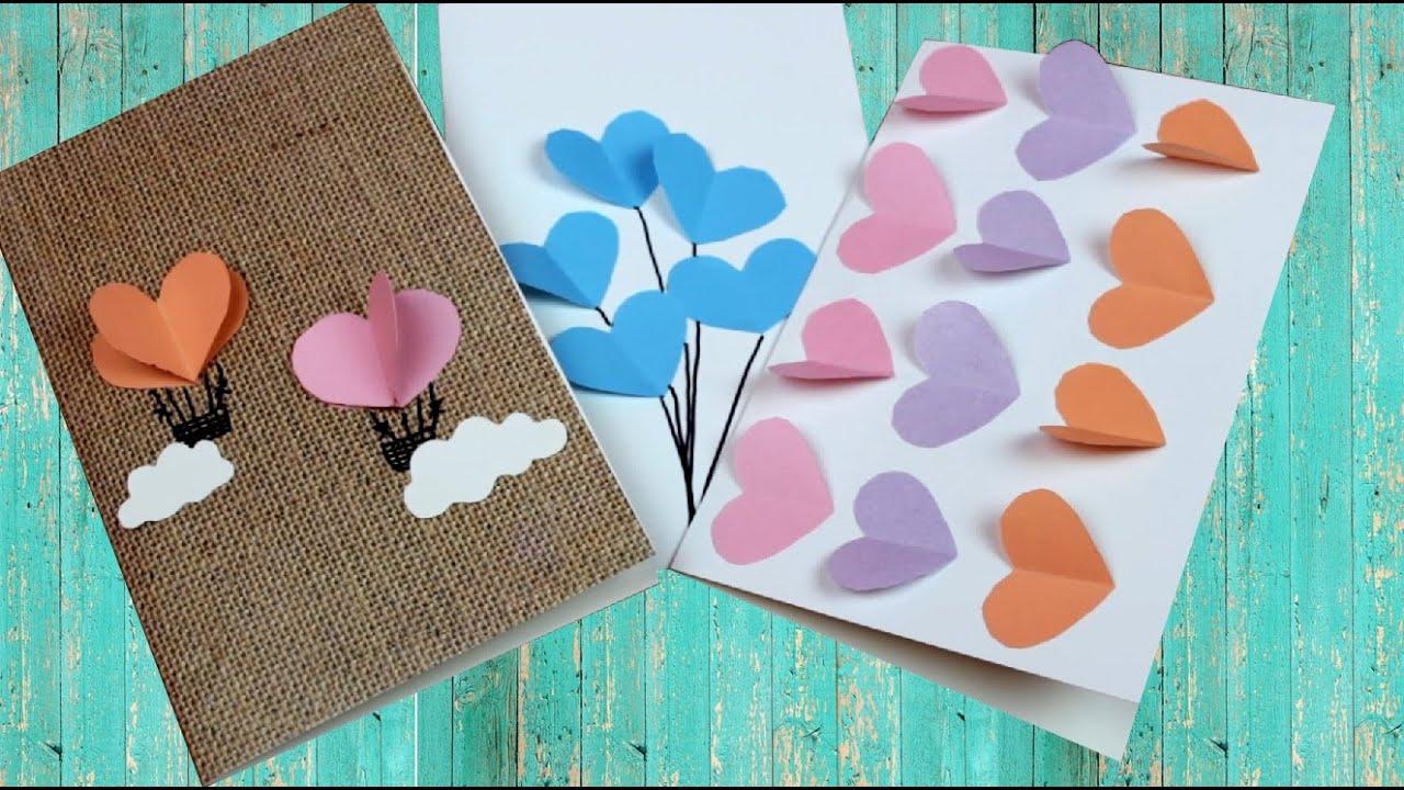 Tarjetas para san valentin cartas para el dia del amor y for Hacer tarjeta cumpleanos