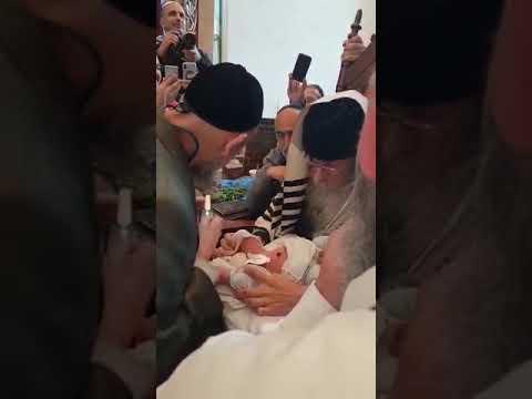 הרב דב קוק מוהל והמקובל הרב יהודה שייפלד סנדק