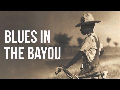 Blues in the Bayou  -  Down in Louisiana