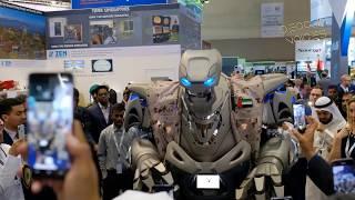 Dubai Police Robot 2019