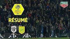 Angers SCO - FC Nantes ( 2-0 ) - Résumé - (SCO - FCN) / 2019-20