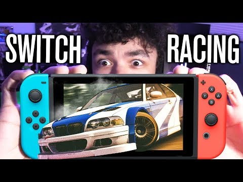 Racing Games On Nintendo Switch???