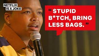 Sam Jay's Girlfriend Is an Overpacker | Netflix Is A Joke