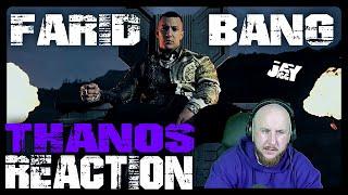 """FARID BANG - """"THANOS"""" I REACTION"""