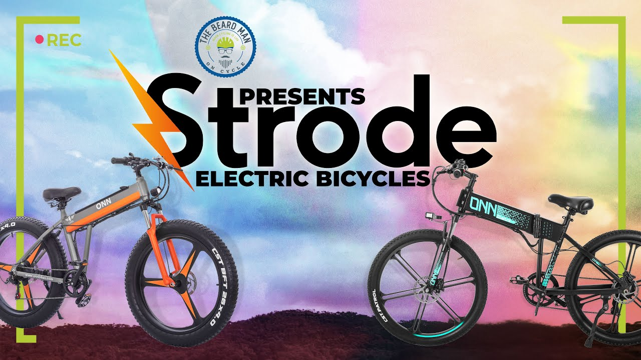 Download Strode launches Limited Edition eBikes in India Praveen from Strode talks about the company's plans