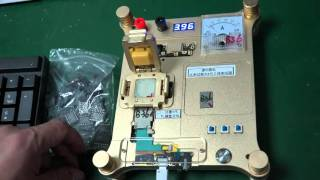 second video ! 64 Bit IC Chip Programmer Tool for iPhone 5S 6 Plus iPad Air /2 Mini 2/3