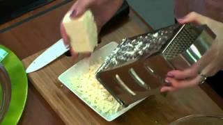 как приготовить Зеленый салат с брынзой