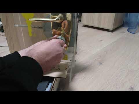 Взлом отмычками Mul-T-Lock R/L/7x7  Locksmith tools for MTL - R/L/7x7