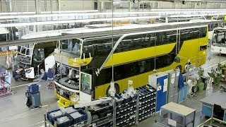 Setra Bus Production in Neu-Ulm