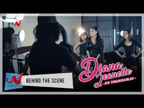 Diana Jeanette - Eta Terangkanlah (Behind The Scene)