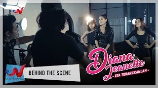 Cover images Diana Jeanette - Eta Terangkanlah (Behind The Scene)