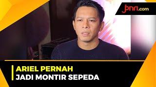 Cerita Ariel NOAH Pernah Jadi Montir Sepeda, Bayarannya... - JPNN.com