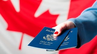 Канада 544: Почему я не выбрал США