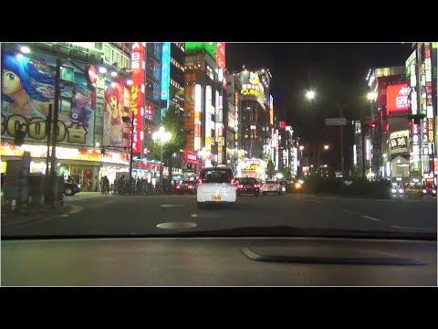 【HD等倍】 東京・埼玉ドライブ 「Tokyo · Saitama Drive」