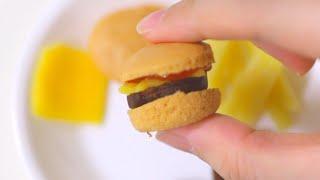 포핀쿠킨- 햄버거세트만들기 / Popincookin H…