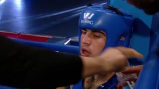 Даниял Мухтаров — Ростислав Божухин | Мастерская тайского бокса