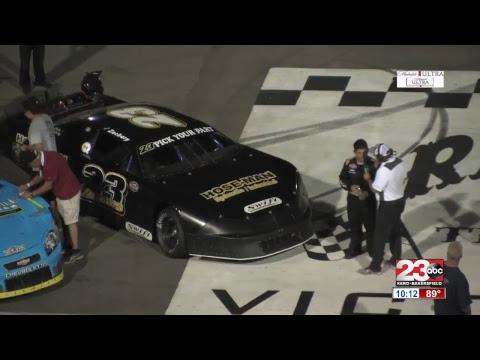 WATCH LIVE (7p): Racing at Kern County Raceway