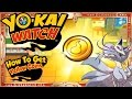 Yo Kai Watch How To Get Infinite Yellow Coins RARE Frostail EASY Tips Tricks mp3