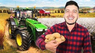 I'm A Farmer!!  Farming Simulator 2019, Episode 1