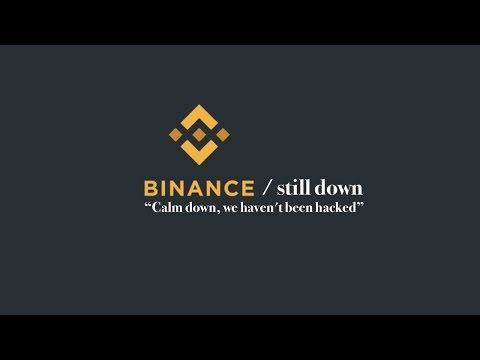 What's Happening With Binance? | Still Not Working